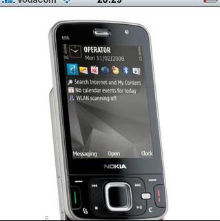 Nokia N96 firmware update